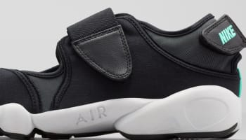 Nike Air Rift Black/Hyper Jade