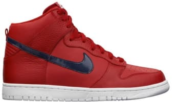 Nike Dunk High '08 NFL Houston Texans