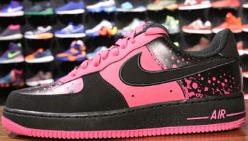 Nike Air Force 1 Low Vivid Pink/Black