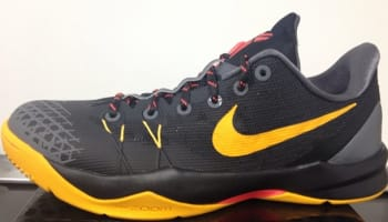 Nike Zoom Kobe Venomenon 4 Black/University Gold-Laser Crimson-Dark Grey