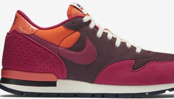 Nike Air Epic Deep Burgundy/Electro Orange-Sail-Dark Fireberry