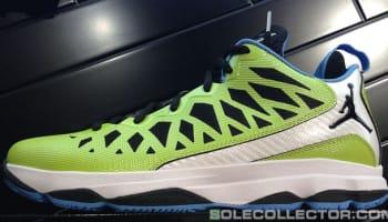 Jordan CP3.VI Action Green/Black-White-University Blue