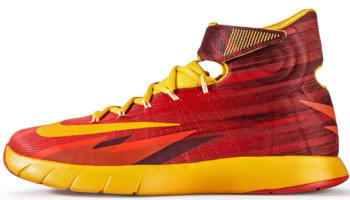 Nike Zoom HyperRev Light Crimson/University Gold-Team Red