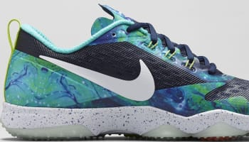 Nike Zoom Hypercross TR AMP Midnight Navy/Cyber-Light Retro-White
