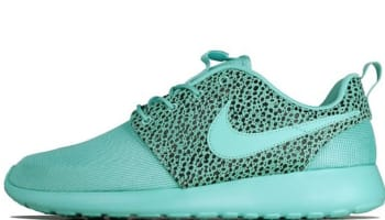 Nike Roshe Run Premium Crystal Mint/Black