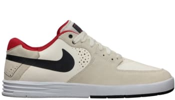 Nike Paul Rodriguez 7 SB Sail/Black-University Red