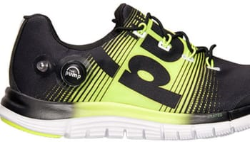 Reebok Z Pump Fusion Black/Solar Yellow-White