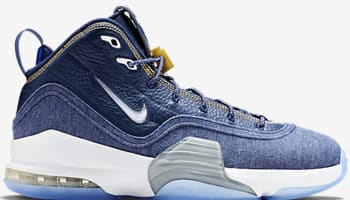 Nike Air Pippen VI Midnight Navy/White