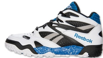 Reebok Scrimmage Mid Black/White-Cleat Grey-Blue