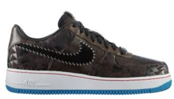 Nike Air Force 1 Low Premium N7 Baroque Brown/Black-Sol-Dark Turquoise