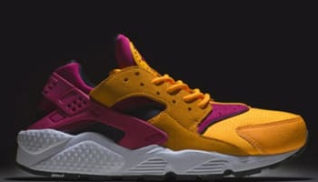 Nike Air Huarache LE Laser Orange/Fuchsia Pink