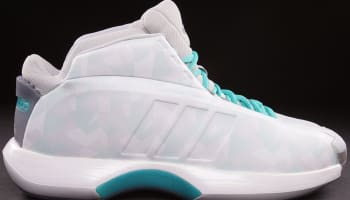 adidas Crazy 1 White/Carbon White-Vivid Mint-Frost Mint