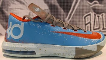 Nike KD 6 Maryland Blue Crab