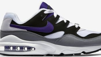 Nike Air Max '94 Black/White-Cool Grey-Court Purple