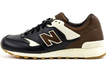 New Balance 577 Navy/Brown