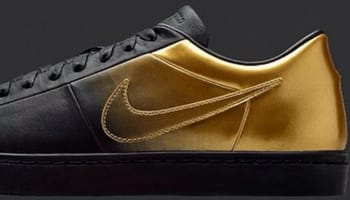 Nike Blazer Low SP Black/Metallic Gold
