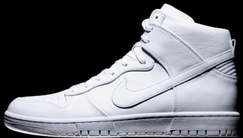 Nike Dunk Lux High SP White/White