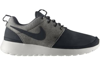 Nike Roshe Run Premium NRG Anthracite/Anthracite-Metallic Platinum