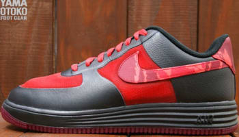 Nike Lunar Force 1 Fuse LTR Hyper Red/Noble Red-Black