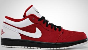 Air Jordan 1 Low Gym Red/White-Black