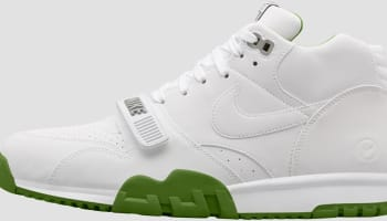 Nike Air Trainer 1 Mid Premium SP White/Chlorophyll-White