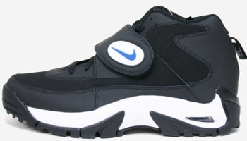 Nike Air Mission Black/True Royal-White