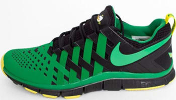 Nike Free Trainer 5.0 Black/Apple Green-Yellow Strike