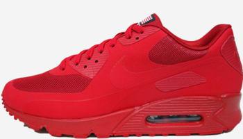 Nike Air Max '90 Hyperfuse QS USA Sport Red