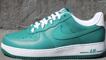 Nike Air Force 1 Low Lush Teal/Lush Teal-White