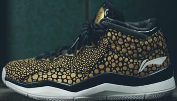 Li-Ning Way Of Wade 3 Gold/Black