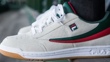 Fila Original Tennis Cream/Red-Green