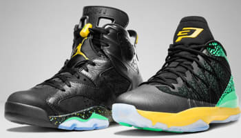 Jordan Brazil Pack Multi-Color/Multi-Color