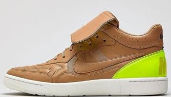 Nike Tiempo '94 Mid QS Vachetta Tan/Vachetta Tan-Volt