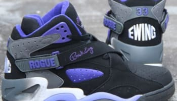 Ewing Athletics Ewing Rogue Black/Purple