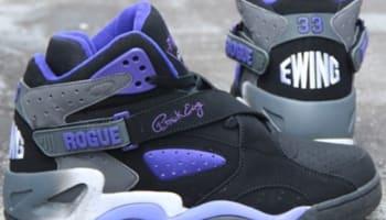 Ewing Athletics Ewing Rogue Black/Purple