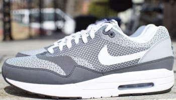 Nike Air Max 1 JCRD Pure Platinum/White-Silver-Black