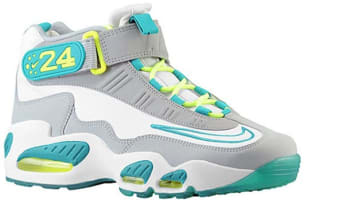 Nike Air Griffey Max 1 White/White-Turbo Green-Wolf Grey