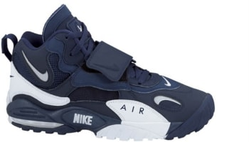 Nike Air Max Speed Turf Midnight Navy/Metallic Silver-White