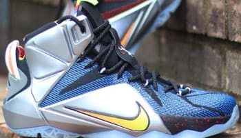 Nike LeBron 12 SE Multi-Color/Multi-Color