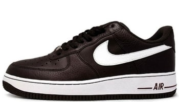 Nike Air Force 1 Low Black Tea/White
