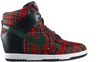 Nike Dunk Sky Hi City FW QS Women's London Black/Gorge Green