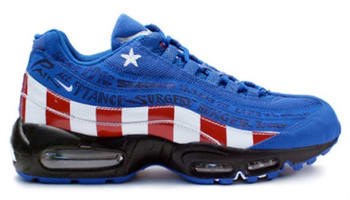 Mike's Nike Air Max '95 LE DB Doernbecher