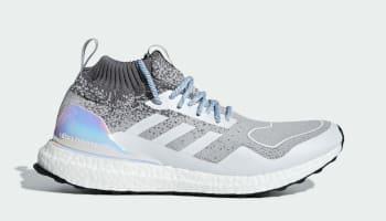 Adidas Ultra Boost Mid Light Granite/Light Granite/Metallic Silver