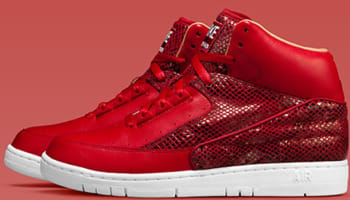 Nike Air Python Lux SP University Red/White