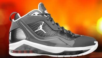Jordan Melo M8 Cool Grey/White-Orange Flash