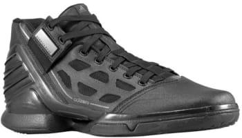 adidas adiZero Rose 2 Black/Black-Black
