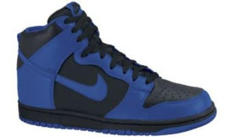Nike Dunk High Black/Old Royal