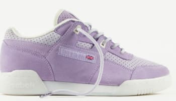 Reebok Workout Low Purple Oasis/White