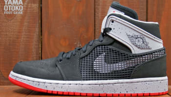 Air Jordan 1 Retro '89 Black Cement