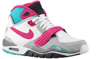 Nike Air Trainer SC II White/Bright Magenta-Dark Grey-Wolf Grey